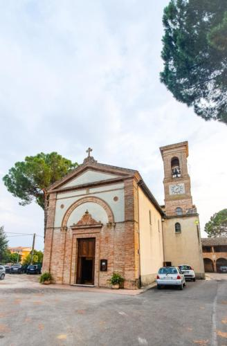 Chiesa Santa Maria Rossa